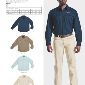 Mens Trail Shirt