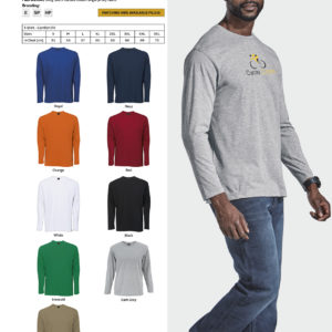 145g Long Sleeve T-Shirt